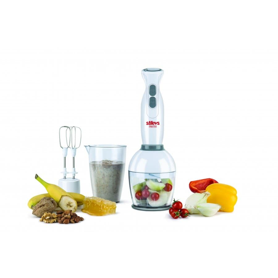STİLEVS MAGO PLUS EL BLENDER SETİ