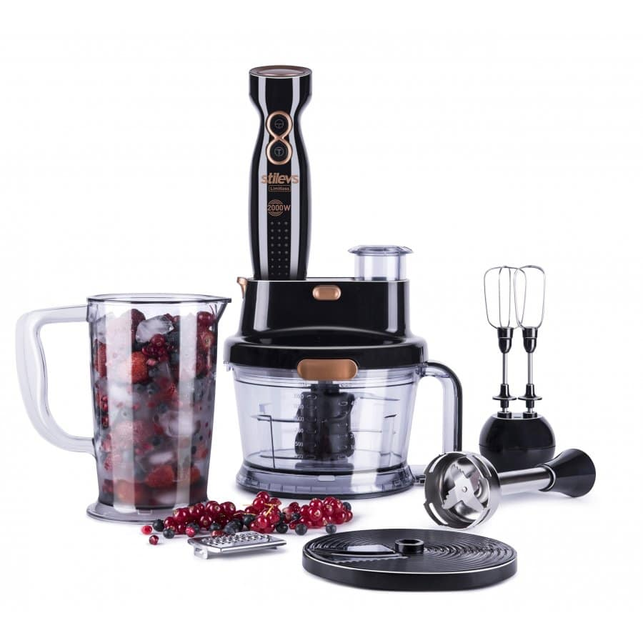 STİLEVS LİMİTLESS EL BLENDER SETİ